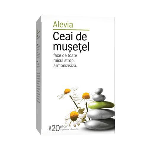 Imagine Alevia - Ceai de musetel 20