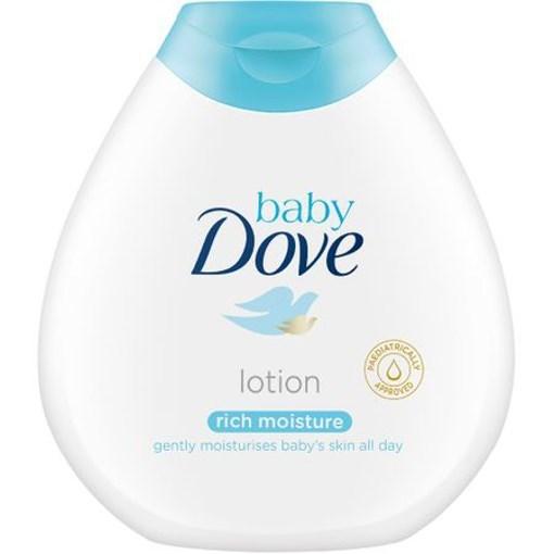Imagine Dove Baby Lotiune Corp Rich, 200ml