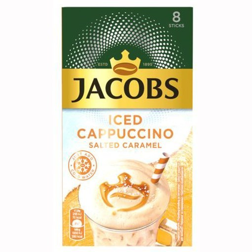Imagine Jacobs Iced Cappucino Salt Caramel, 17.8 gr.