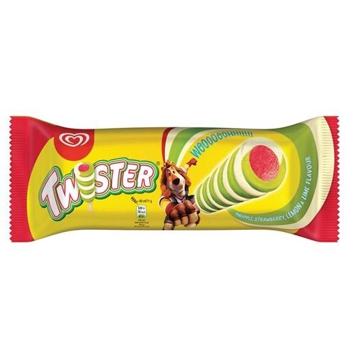 Imagine Inghetata Twister Green, 80 ml