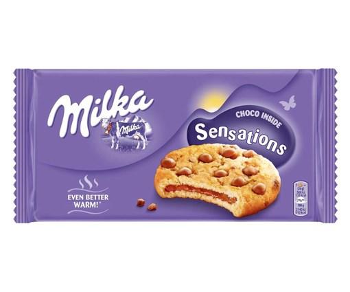 Imagine Milka cookies senzations 156g
