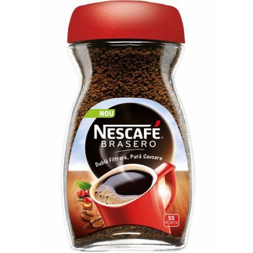 Imagine Nescafe Brasero 100 grame