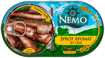 Imagine Nemo Sprot afumat in ulei 170 gr.