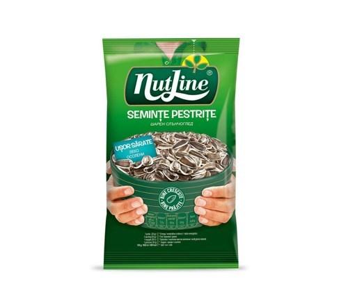 Imagine Nutline seminte floarea soarelui usor sarate 100 gr.