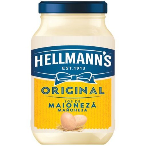 Imagine Original Sos de Maioneza 225ml Hellman's