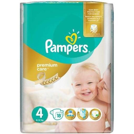 Imagine Pampers Premium Care 4 Maxi (18)
