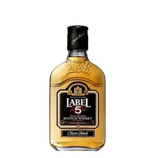 Imagine Label 5 Scotch Whisky 200ml