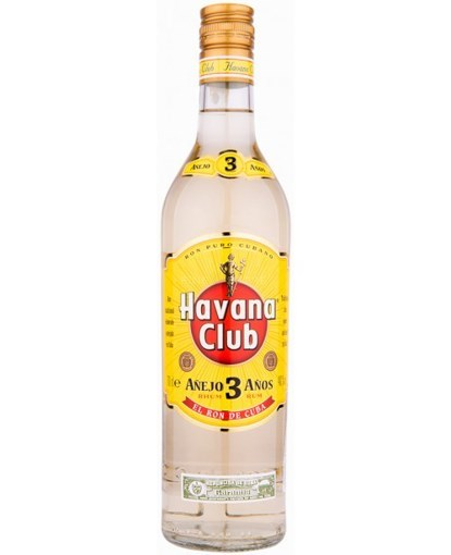 Imagine Rom Havana Club Anejo 3yo 0.7L