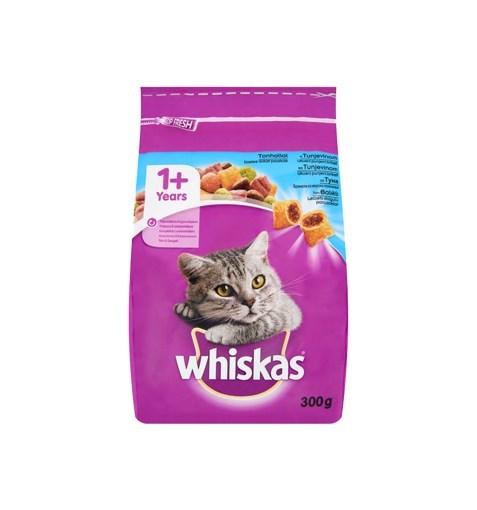Imagine Whiskas Ton si Ficat, 300 gr.