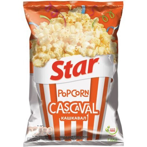 Imagine Star Popcorn MW Cascaval 80 grame