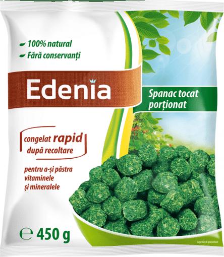 Imagine Spanac Tocat 450g Edenia