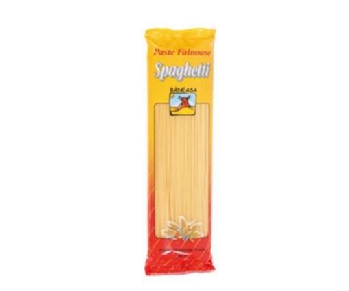 Imagine Paste fainoase Baneasa Spaghetti 500g