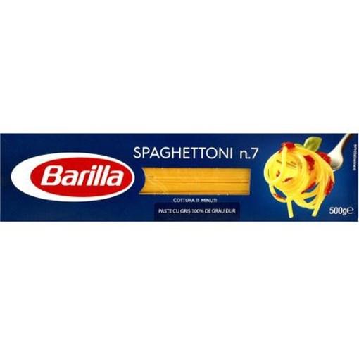 Imagine Barilla Spaghetoni Nr. 7, 500 grame
