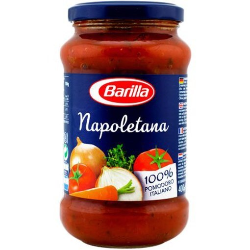 Imagine Sos Barilla - Napoletana, 400 gr.