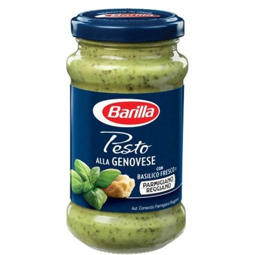 Imagine Sos Barilla - Pesto Genovese, 190 gr.