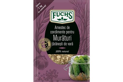Imagine Fuchs Condimente Muraturi Taranesti Vara 25 gr