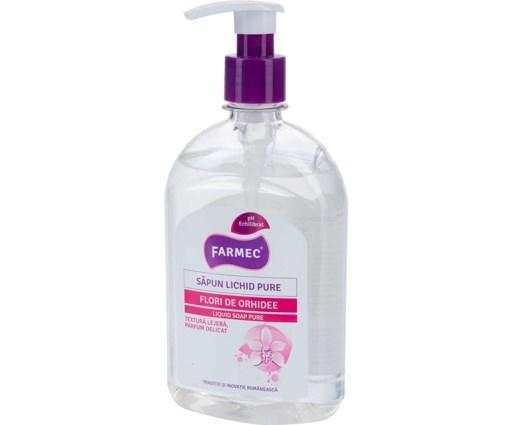 Imagine FARMEC - sapun lichid pure, 500 ml