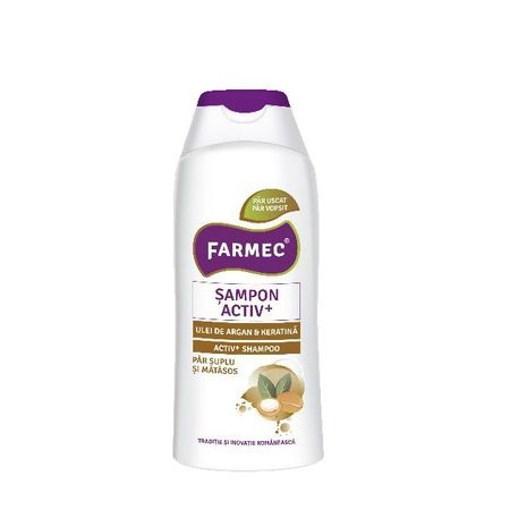 Imagine FARMEC - SAMPON ACTIV+, 200 ml
