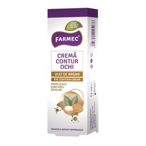 Imagine FARMEC - CREMA CONTUR OCHI, 15 ml