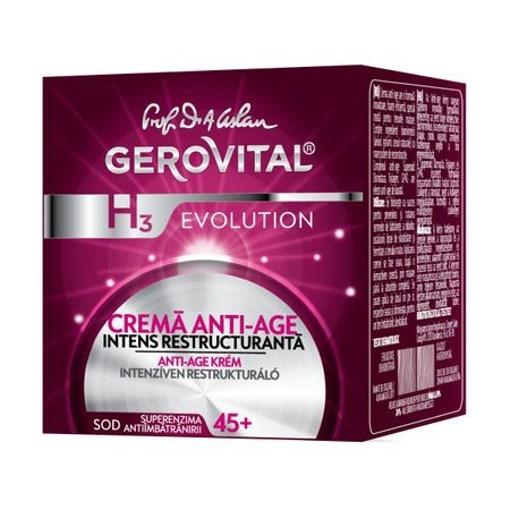 Imagine GH3 EVOLUTION - crema anti-age intens restructuranta, 50ml