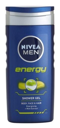 Imagine Gel de dus Nivea Energy, 250ml