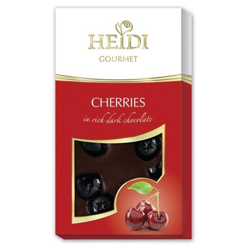 Imagine Heidi Gourmet Darck choco-cherry 100g