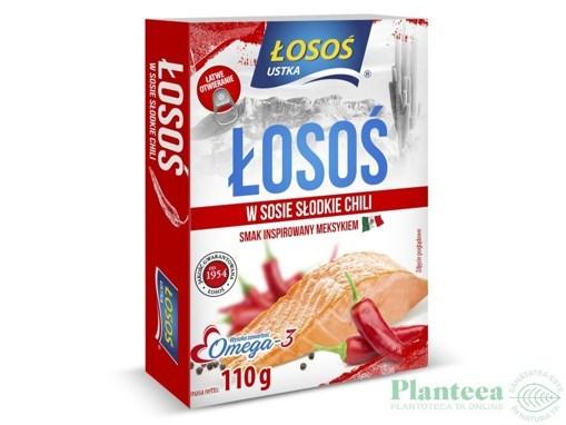 Imagine Losos Somon File in Sos Chilli Dulce 110 grame