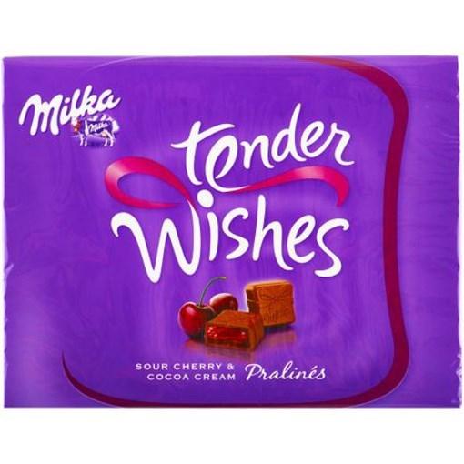 Imagine Milka Tender Wishes Visina 110 gr.