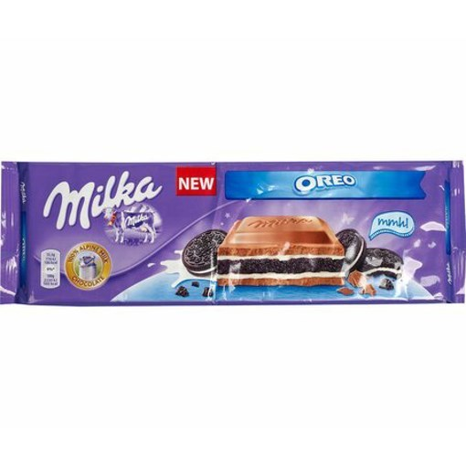 Imagine Milka ciocolata Oreo, 300g