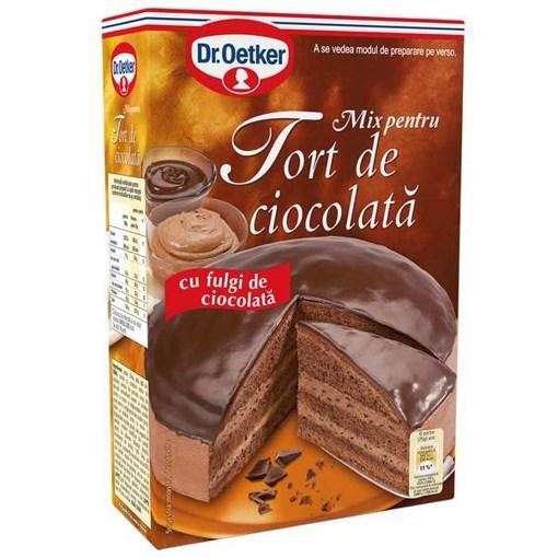 Imagine Mix Tort de Ciocolata 550g