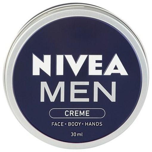 Imagine Nivea Crema Men 30 ml.