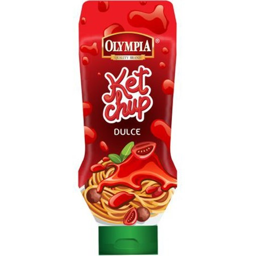 Imagine OLYMPIA Ketchup dulce 500g