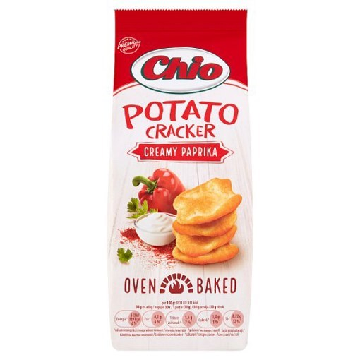 Imagine Potato cracker creamy paprika 90G