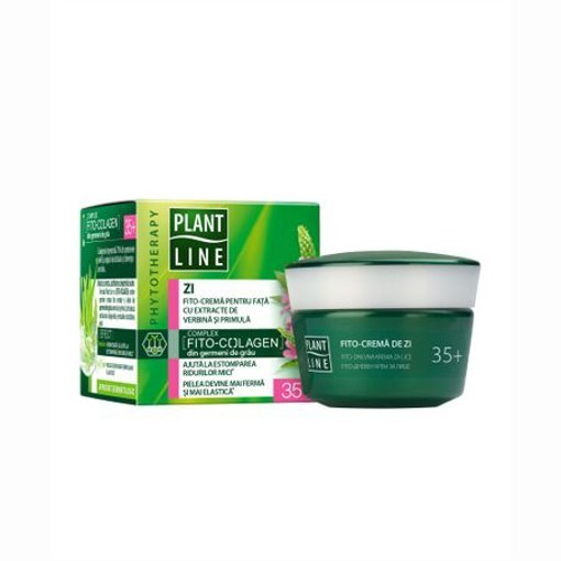 Imagine Plant Line Crema Zi 35+ Verbina, 45ml