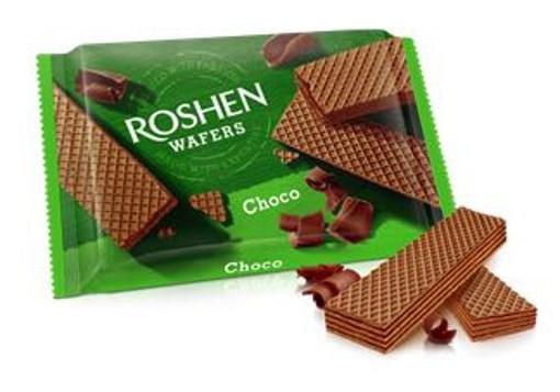 Imagine Roshen Wafers Choco, 72 gr.