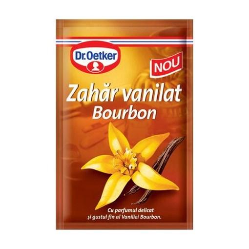 Imagine Zahar vanilinat bourbon 8 grame