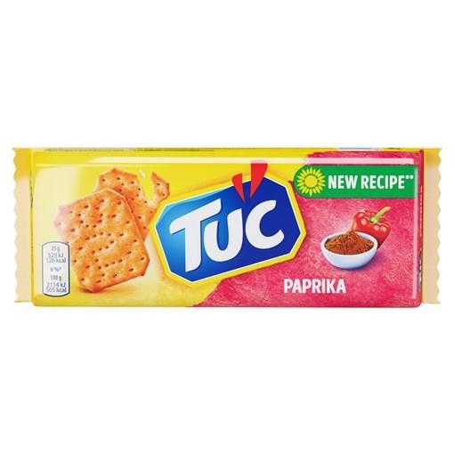 Imagine TUC Biscuiti cu ardei, 100 gr.