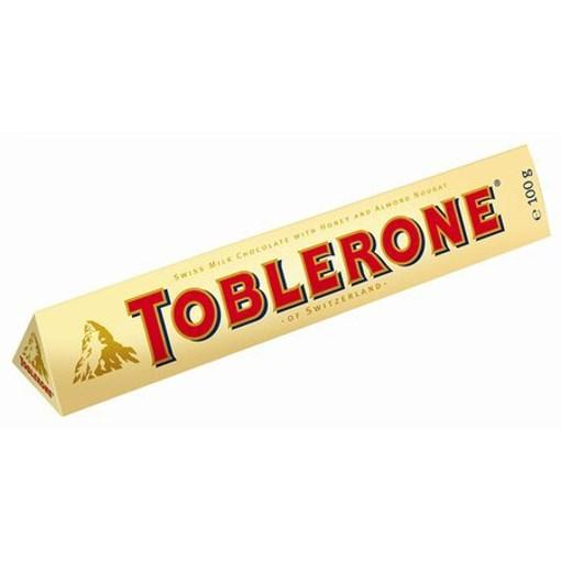 Imagine Toblerone ciocolata cu lapte 100g