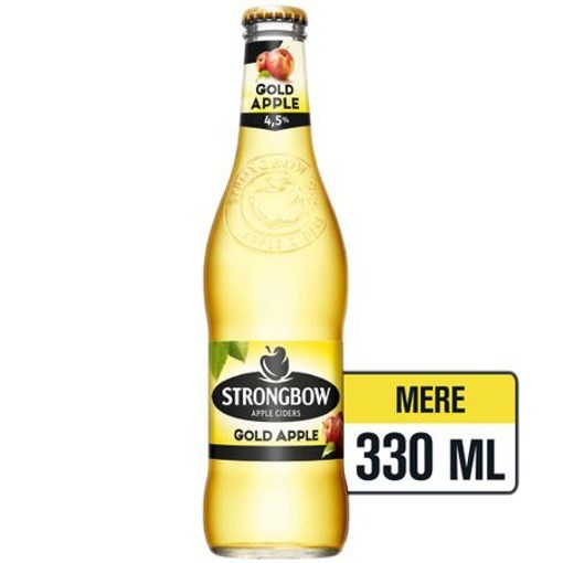 Imagine Strongbow Gold 0.33 L (st)