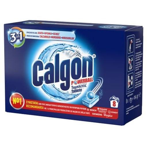 Imagine Calgon automat 8 tablete