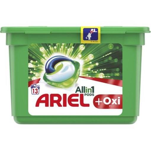 Imagine Ariel Caps Plus Oxi pods 13x30ml