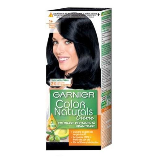 Imagine Garnier color natural vopsea negru
