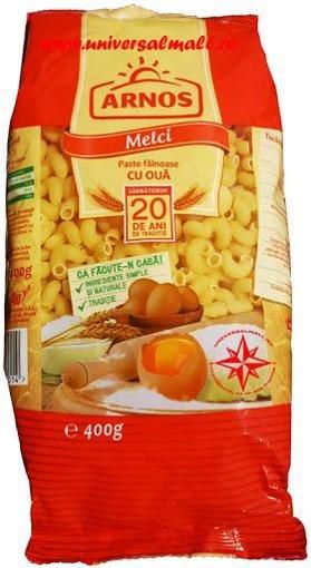 Imagine Paste LS cu ou Melci 400 gr.
