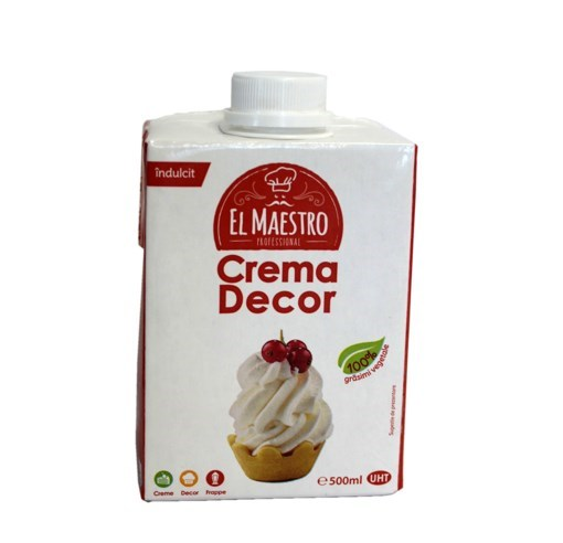 Imagine Crema Décor El Maestro 500 ml