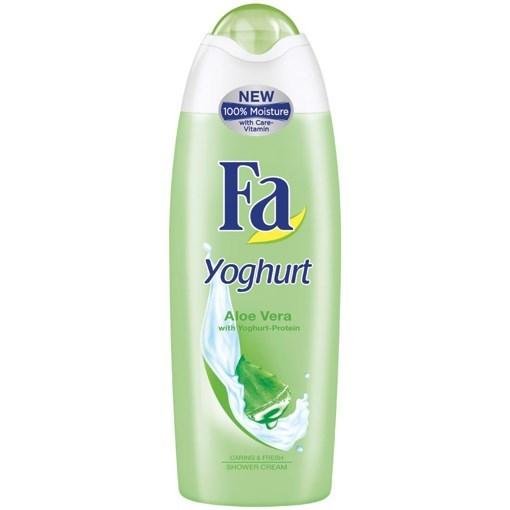 Imagine FA Gel de dus iaurt + aloe 250 ml
