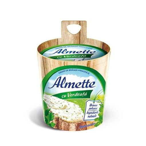 Imagine Crema de branza cu verdeaţă Almette 150gr