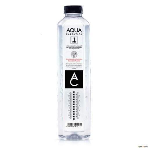 Imagine Apa Aqua Carpatica necarbogazoasa, 1 L