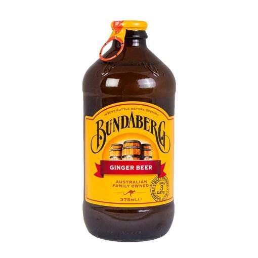 Imagine Bere Bundaberg ginger 375 ml
