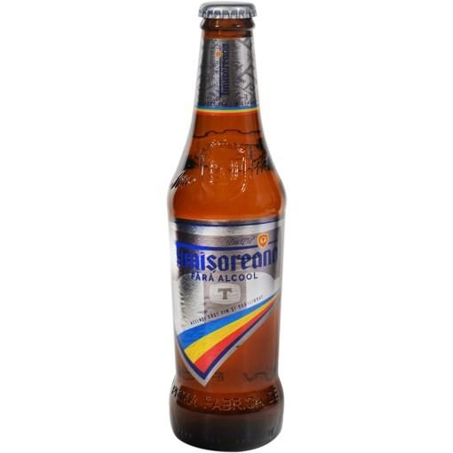 Imagine Bere Timioreana fara alcool 0.33l sticla