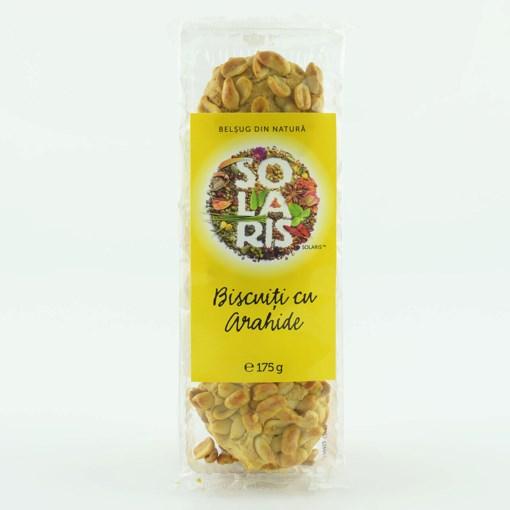 Imagine Biscuiti cu Arahide 175g Solaris